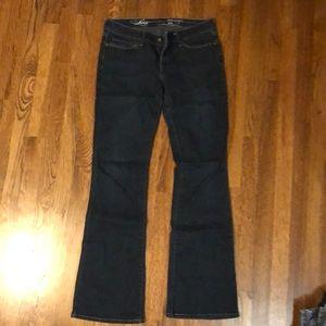 BRAND NEW, NEVER WORN Levi Dark Jeans